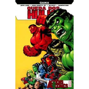 Hq - A Queda Dos Hulks - Completo Em Pdf