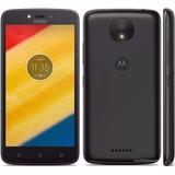 Celular Motorola Moto C 8gb Quad Core 2 Chip 5mp Poucas Unds