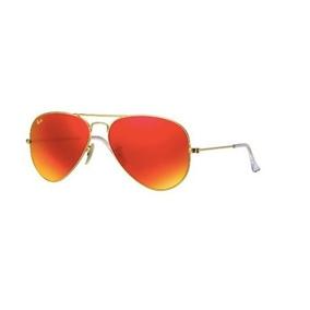 0a26423ad39d0 Oculos Aviador Vermelho De Sol - Óculos no Mercado Livre Brasil