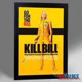 Cuadro Kill Bill Pulp Fiction Death Proof Cine Tarantino