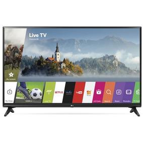 Televisor Lg De 49 Pulgadas Smart Tv Led 49lj5500 En Tienda