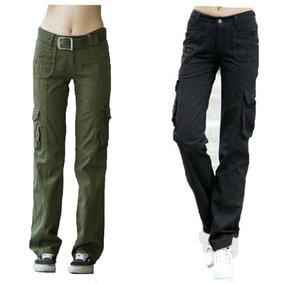 Pantalon Cargo Mujer Hard Women Working Tiendasportcity 0ac3af800138