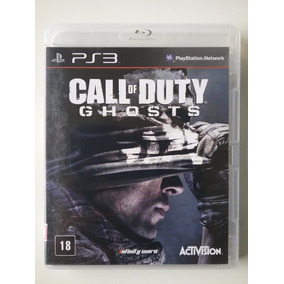 Call Of Duty Ghosts Ps3 Mídia Física Dublado Br Perfeito