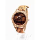 Reloj Deportivo Mujer Dama Reloj Tipo Madera + Envio Gratis