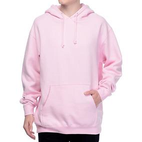 Blusa De Moletom Unisex Liso Modelo Abrigo Blusão Casaco