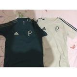 Camisa De Treino Palmeiras 2017