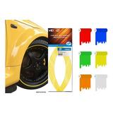 Faixa Adesivo Refletiva Roda Carro Aro 14 15 16 17 Ao 22 7mm
