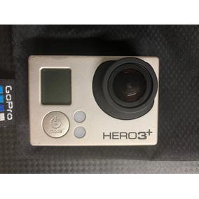 Gopro Hero 3 Black + Mais Com Controle 2 Baterias Acessorios