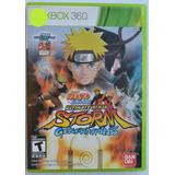 Naruto Ultimate Ninja Storm Generations Xbox 360 Play Magic