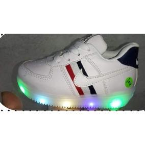 Zapatillas A Luces (led) Niños Y Niñas