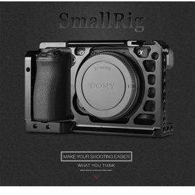 Cage Smallrig Gaiola Sony A6300 A6500 Modelo Novo 2018