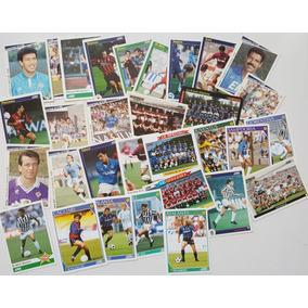 Lote Cards Score Italiano Dunga Cerezo Careca Taffarel 91/92