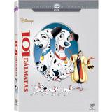 Dvd - 101 Dálmatas - Edição Diamante