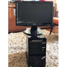 Computador Para Trabalho+monitor Lg 19,pentium Dual Core