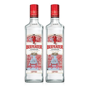 Kit Gin Beefeater London Dry 750ml - 2 Unidades