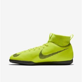 47714b507d5ab Chuteira Nike Mercurial Jr Superfly 6 Club Ic Infantil + Nf