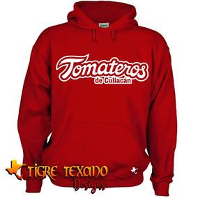 Sudadera Beisbol Tomateros Culiacán By Tigre Texano Designs