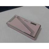 Celular Vaic Rosa Dual Sim C/ Peq. Defeito Venda No Estado