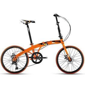 Bicicleta Trinx Dolphin 1.0 Plegable Varios Colores