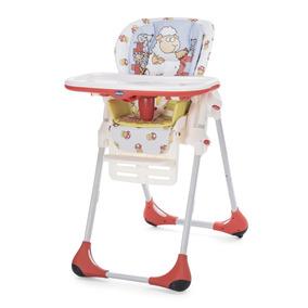 Cadeira De Alimentação Chicco Polly 2 Em 1 Dolly