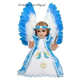 Niño Dios Vestidos Ropones Ángeles Y Arcángeles Nuevos