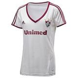 20cbea01ff Camisa Fluminense Branca 2013 Adidas - Esportes e Fitness no Mercado ...