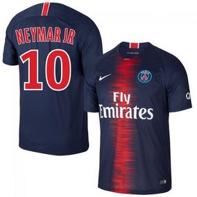 0c144488b4 Camiseta Futbol Psg Paris Neymar 10 Nike 2018 2019 Original