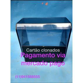 Porta Cartão Acrílico Clone