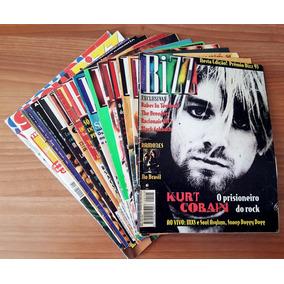Revista Bizz 15 Edições 1994, 1995, 1996.