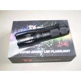 Lanterna Led T6 Digital Light Flashlight