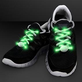 Jade Light Up Agujetas De Zapatos Para El Tendido De Noche