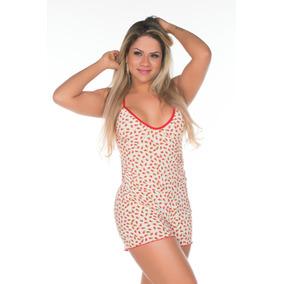 Kit 10 Baby Doll Short Doll - Revenda Atacado Pijama Dormir
