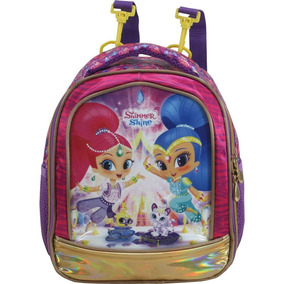 f5a6bdb19 Lancheira Térmica Shimmer & Shine Wish Lilás E Rosa Xeryus