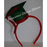 Cotillon Vincha Tiara Tematica Gorro Birrete De Graduacion f89b0de7e23