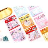 Genial Set De Stickers Hello Kitty Keropi Purin Melody Star