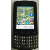 Nokia Asha 303 Gris Funcionando