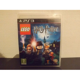 Ps3 Lego Harry Potter Anos 1 Ao 4 - Completo - Aceito Trocas