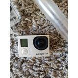 Go Pro Hero 3 Silver + Waterproof Case + Selfie Stick