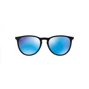 128a13f2da298 Ray Ban Erika Veludo Azul Justin - Óculos no Mercado Livre Brasil