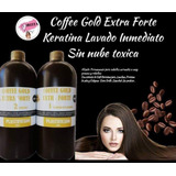 Keratina Alisante Coffee Gold