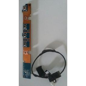 Placa Botão Ligar Notebook Positivo Sim 995m