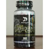 Novo Black Viper - Dragon Pharma - 90 Caps Termogenico