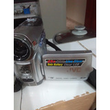 Regalo Filmadora Jvc 25x Optical Zoom-live Slow-clear Lcd.