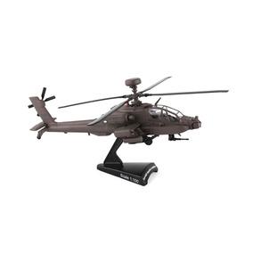 Helicoptero Daron Ah-64d Apache Longbow Ps5600 Escala 1/100