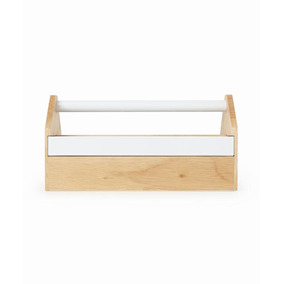 Umbra Organizador Toto Natural/blanco