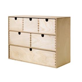 Mini Cajonera Organizador Multi Usos Ikea