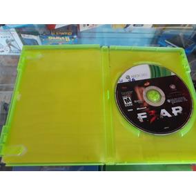 Fear 3 Xbox 360 Mídia Física Original (usado)