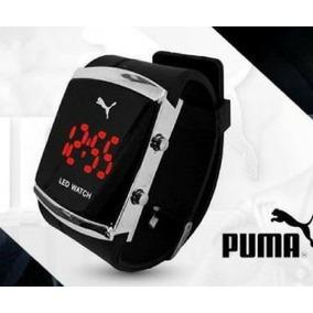 11364bbc6bd Relógio Led Digital Adidas Puma Ferrari Com Garantia - Relógios De ...
