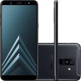 Galaxy A6+ Dual Chip Android 8.0 Tela 6 64gb 4gb Ram 16mp