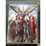 X Men La Batalla Final Dvd